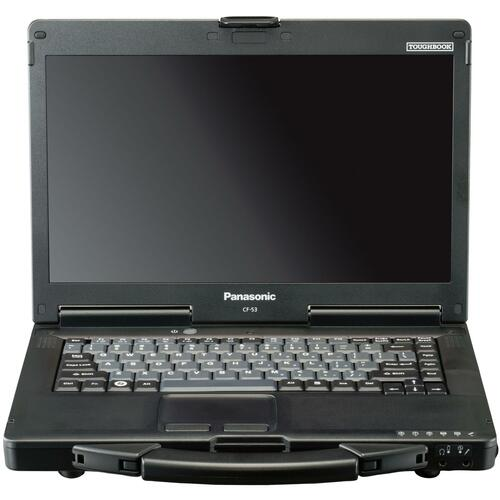 "Panasonic Toughbook CF-53ASGHX1M 14"" LED Notebook - Intel Core i5 i5-2520M 2.50 GHz"