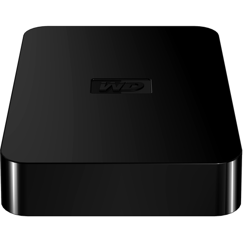 Western Digital Elements SE WDBPCK5000ABK-NESN 500 GB External Hard Drive - Retail