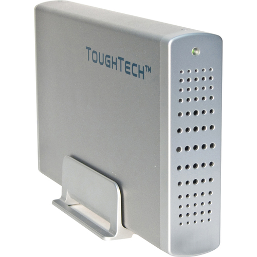 "Cru ToughTech Secure Q 3 TB 3.5"" External Hard Drive"