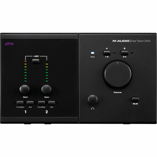 Avid Technology Fast Track C400 Audio Mixer