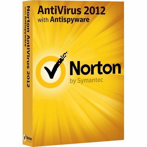 Symantec AntiVirus 2012 - Complete Product - 1 User