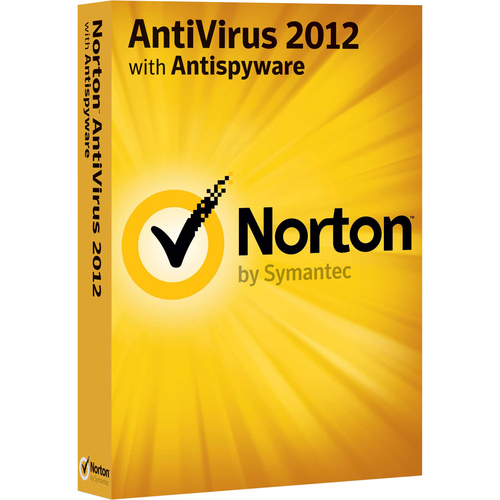 Symantec AntiVirus 2012 - Complete Product - 3 PC in One Household