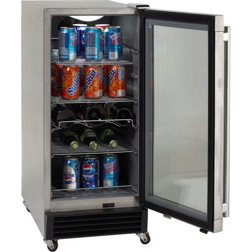 Avanti OBC33SSD Refrigerator