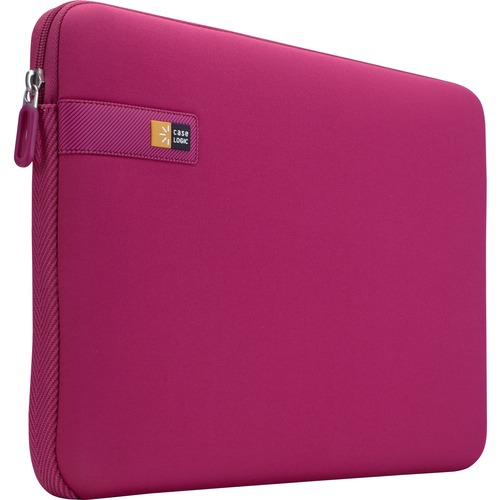 "Case Logic LAPS-113 Carrying Case (Sleeve) for 13.3"" Notebook - Pink"