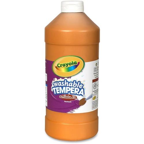 Crayola Washable Tempera Paint   by Plexsupply