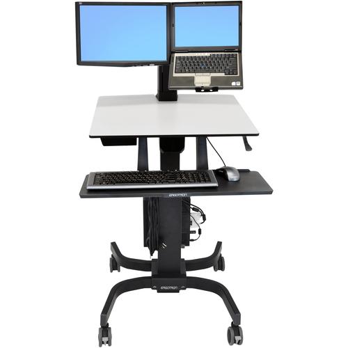Ergotron WorkFit-C 24-213-085 Computer Stand