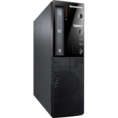 Lenovo ThinkCentre Edge 71 1578B4U Desktop Computer - Intel Pentium G620 2.60 GHz - Small Form Factor - Glossy Black