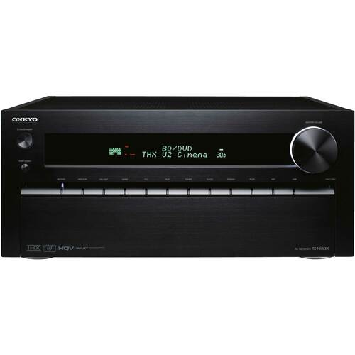 Onkyo TX-NR5009 3D Ready A/V Receiver - 1305 W RMS - 9.2 Channel - Black