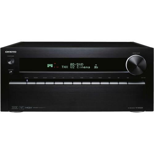 Onkyo TX-NR5009 3D Ready A/V Receiver - 1305 W RMS - 9.2 Channel - Black