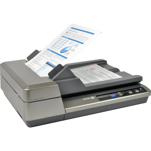 Xerox DocuMate 3220 Flatbed Scanner