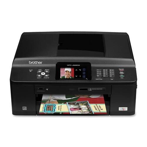 Brother MFC-J625DW Inkjet Multifunction Printer - Color - Photo Print - Desktop