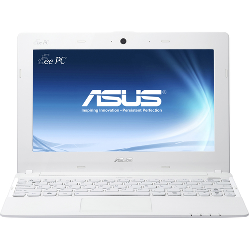 "Asus Eee PC X101-EU17-WT 10.1"" LED Atom 1.33GHz 1GB DDR3 SDRAM 8GB SSD MeeGo White Netbook"