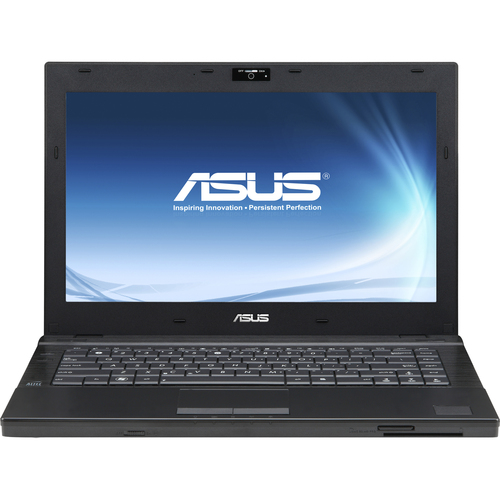 "Asus B43S-XH51 14"" LED Notebook - Intel Core i5 i5-2520M 2.50 GHz - Black"