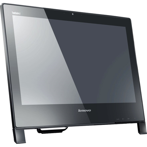 Lenovo ThinkCentre Edge 91z 1736A6U All-in-One Computer - Intel Core i5 i5-2400S 2.50 GHz - Desktop - Business Black