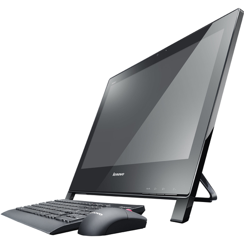 Lenovo ThinkCentre Edge 91z 1736A7U All-in-One Computer - Intel Core i7 i7-2600S 2.80 GHz - Desktop - Business Black