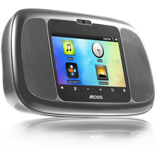 "Archos 35 Network Audio/Video Player - 3.5"" Screen - Wi-Fi - Black"