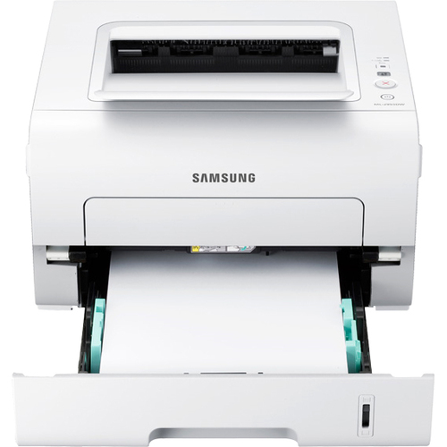 Samsung ML-2955DW Laser Printer - Monochrome - 1200dpi Print - Plain Paper Print - Desktop