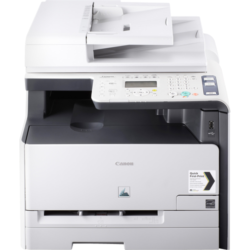 Canon imageCLASS MF8080CW Laser Multifunction Printer - Color - Plain Paper Print - Desktop