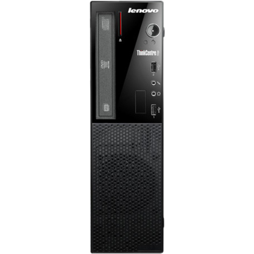 Lenovo ThinkCentre Edge 71 1578G2U Desktop Computer - Intel Celeron G530 2.40 GHz - Small Form Factor - Glossy Black