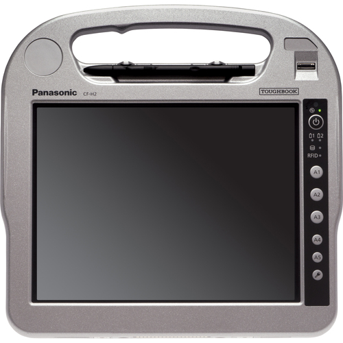"Panasonic Toughbook CF-H2ASNMG1M 10.1"" LED Tablet PC - Wi-Fi - HSPA, CDMA2000 (1xEV-DO) - Intel Core i5 i5-2557M 1.70 GHz"