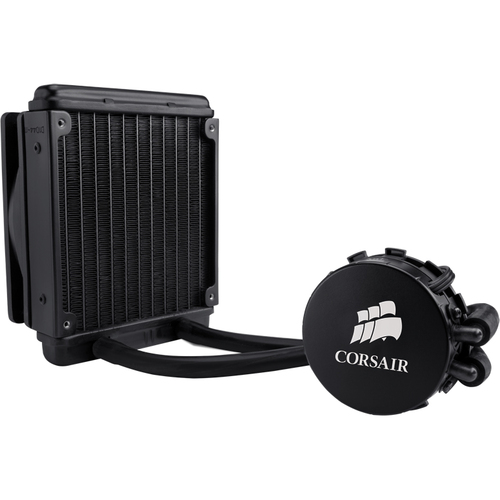 Corsair Hydro Series H40 High Performance Liquid CPU Cooler