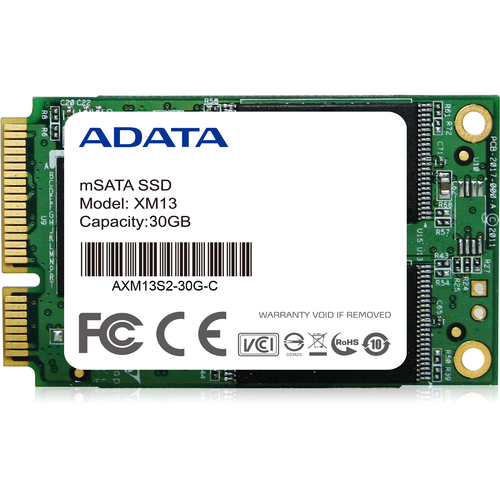 A-Data Technology XM13 30 GB Internal Solid State Drive