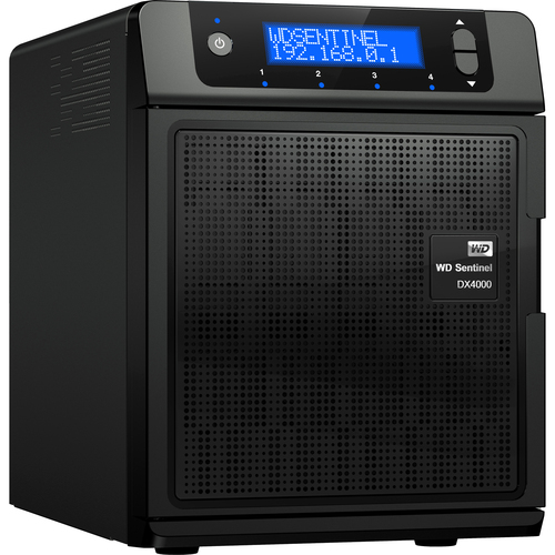 Western Digital WD Sentinel DX4000 6TB Small Office Server