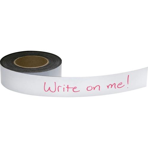 Baumgartens Magnetic Labeling Tape Rolls | by Plexsupply