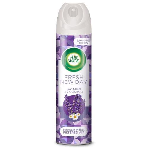 Air freshner, aerosol, 8oz, lavender/chamomile scent, sold as 1 each, 40 each per each