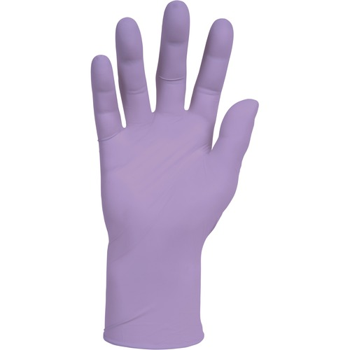 Kimberly-Clark Lavender Nitrile Exam Glove | by Plexsupply