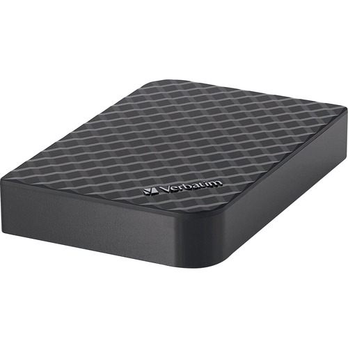 Verbatim 3TB Store 'n' Save Desktop Hard Drive, USB 3.0 - Black