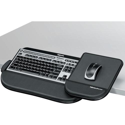 Fellowes Tilt 'n Slide Pro Keyboard Manager