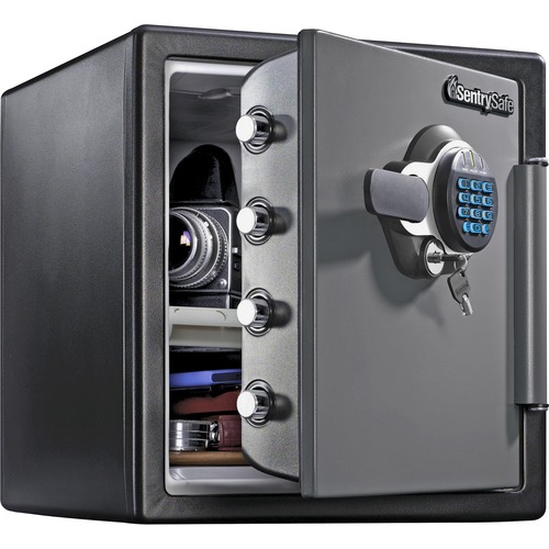 Sentry Fire-Safe Electronic Lock Business Safes | by Plexsupply