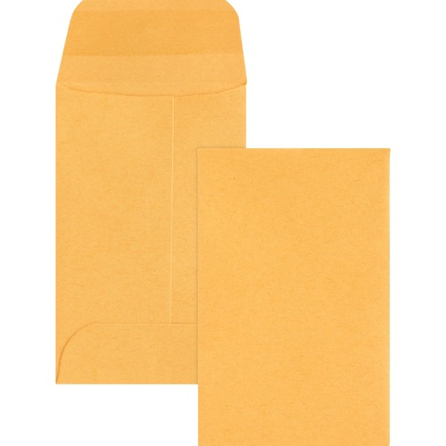 Bus. Source Small Coin Kraft Envelopes | by Plexsupply