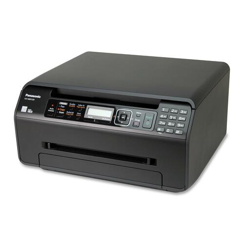 Panasonic KX-MB1520 Laser Multifunction Printer - Monochrome - Plain Paper Print - Desktop