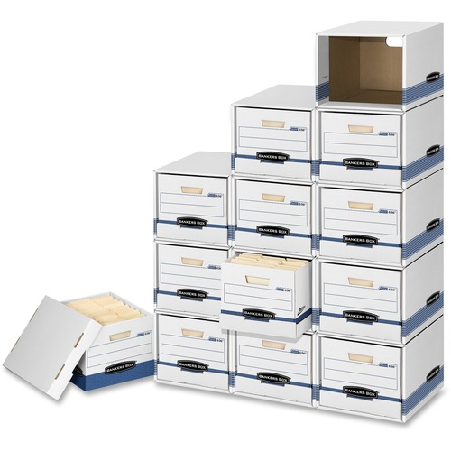 Fellowes Bankers Box File/Cube Box Shells | by Plexsupply