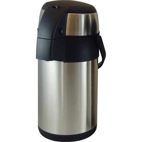 Genuine Joe High Capacity Vacuum Airpot | by Plexsupply