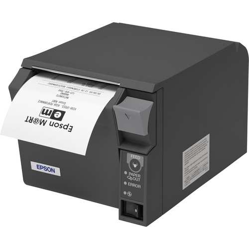 Epson TM-T70 Direct Thermal Printer - Monochrome - Receipt Print