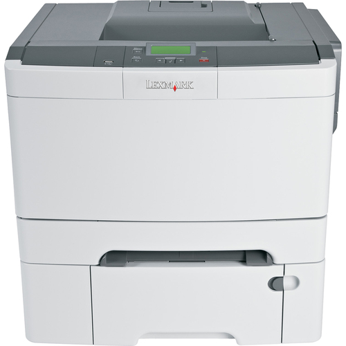 Lexmark C546DTN Laser Printer - Color - 1200 x 1200 dpi Print - Plain Paper Print - Desktop