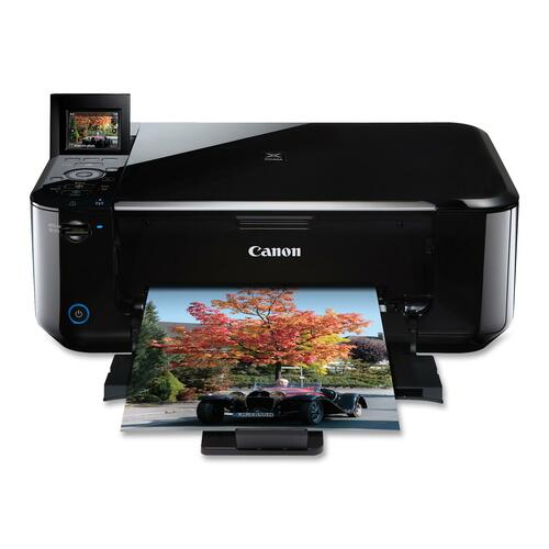 Canon PIXMA MG4120 Inkjet Multifunction Printer - Color - Photo Print - Desktop