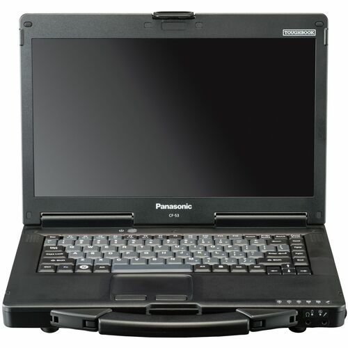 "Panasonic Toughbook CF-53AUGZV1M 14"" LED Notebook - Intel Core i5 i5-2520M 2.50 GHz"