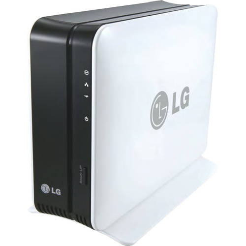 LG Electronics N1A1 Super Multi Network Storage Server