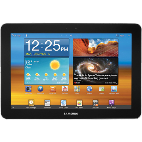 "Samsung Galaxy Tab GT-P7310/M16 8.9"" 16 GB Tablet Computer - Wi-Fi - 1 GHz - Metallic Gray"