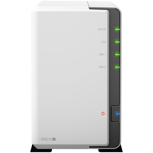 Synology DiskStation DS212j Network Storage Server
