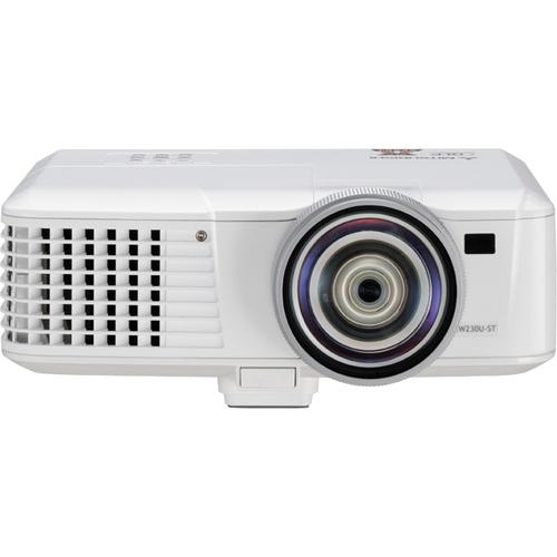 Mitsubishi EX320U-ST 3D Ready DLP Projector - 1080p - HDTV - 4:3