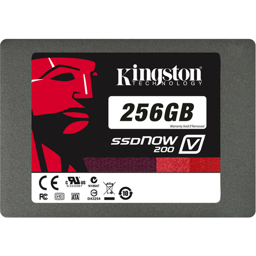Kingston SSDNow V200 256 GB Internal Solid State Drive - 1 Pack