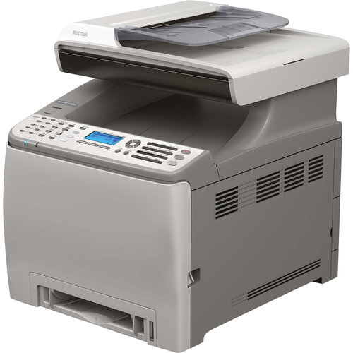 Ricoh Aficio SP C240SF Laser Multifunction Printer - Color - Plain Paper Print - Desktop