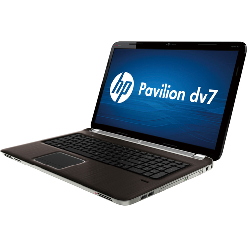 "HP Pavilion dv7-6100 dv7-6135dx LW174UAR 17.3"" LED Notebook - Intel - Core i5 i5-2410M 2.30GHz - Dark Amber (Refurbished)"