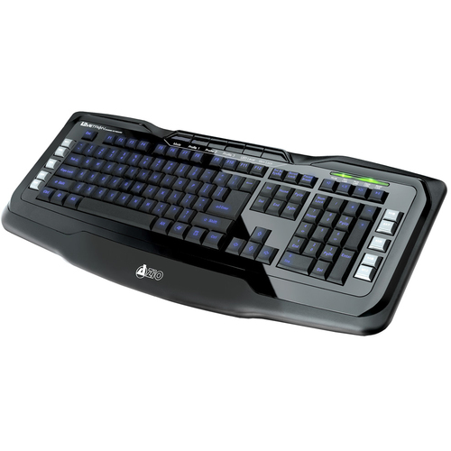 Azio KB555U Levetron High Performance Gaming Keyboard