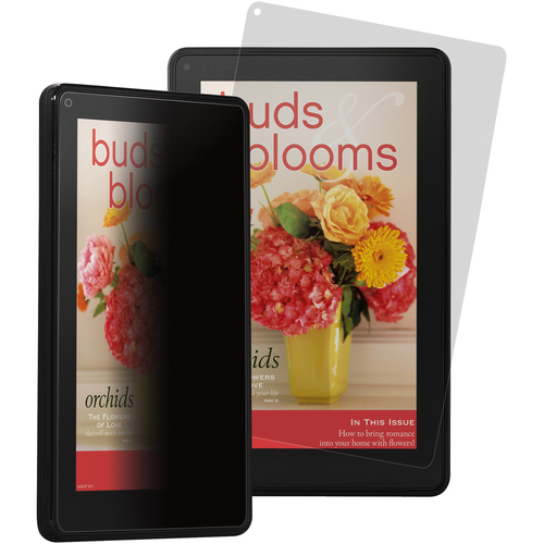 "3M Privacy Screen Protector-Amazon Kindle Fire (Portrait) - 7"" LCD"